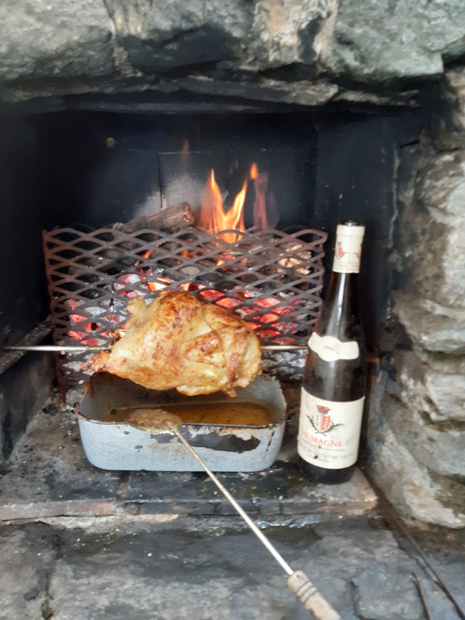 poulet le grand joie