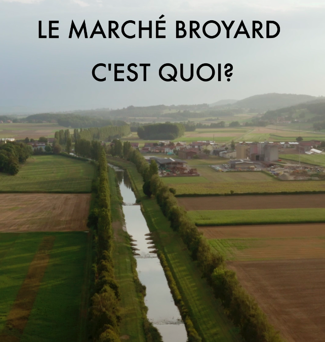Le Marché Broyard, c'est quoi?